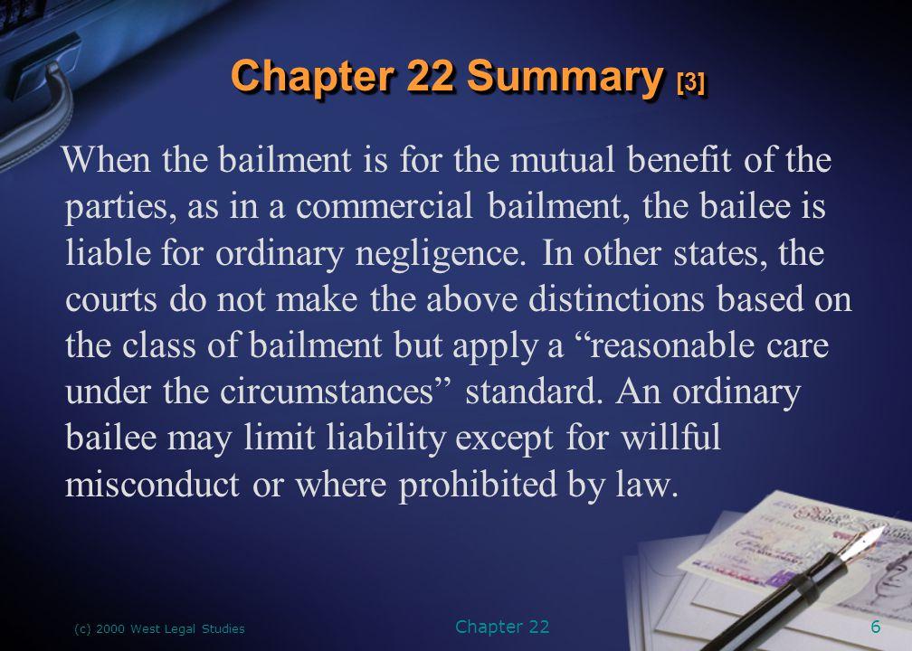 Chapter 22 Summary [3]